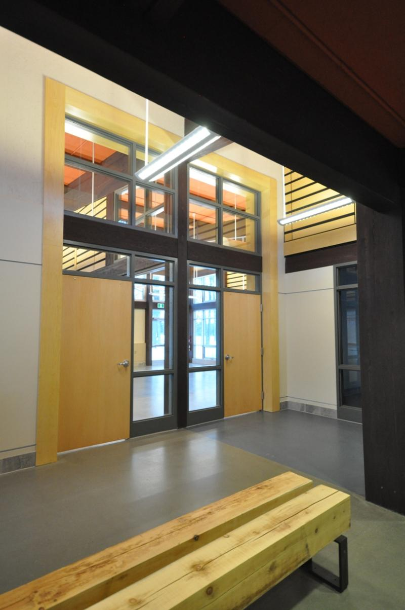 the walker living campus at woodend is the realization of the district school board of niagaras initiative to create an innovative environmental and - Environmental Interior Design